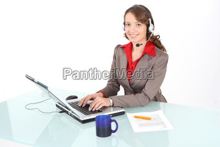 callcenter agent arbeit
