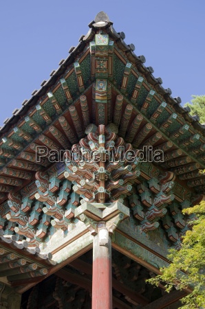 traditional architecture south korea