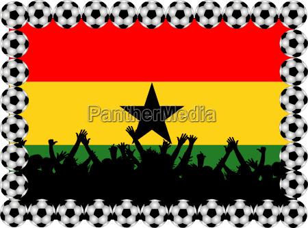 fussball nationalteam ghana