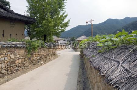 hahoe village ethnology south korea