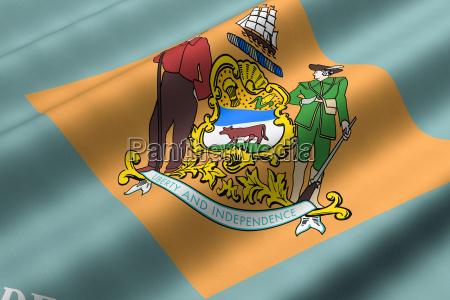 delapostrunc flagge