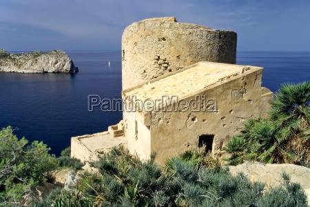 sant elm piratenturm