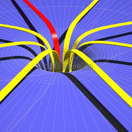 abstract web image