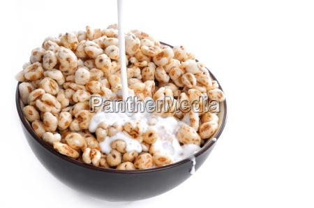 honey pops with milk