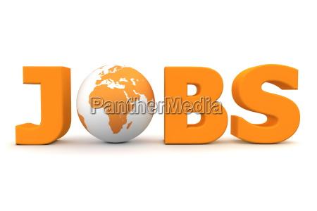 jobs weltorange