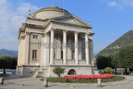 tempel schlaefe italien
