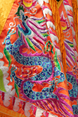 traditional chinese dragon pattern