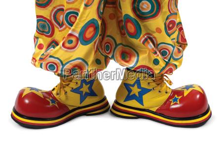 clownschuhe