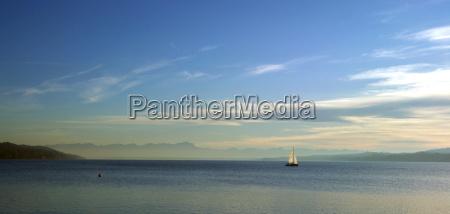 segeln am starnberger see