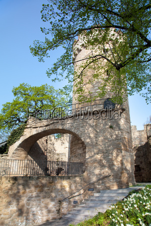 powder tower jena