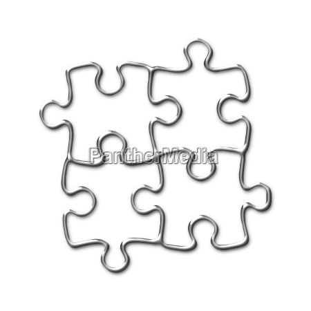 sign signal shape jigsaw puzzle jigsaw