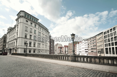 street view from hamburg germany