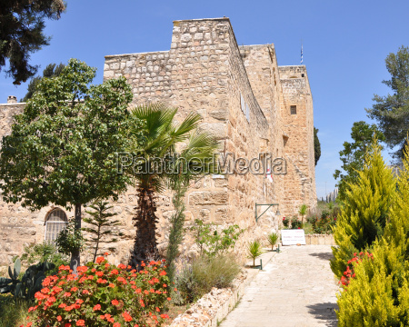 monastery of the cross jerusalem