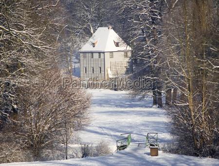 goethegartenhaus in weimar