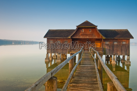 ammersee morning