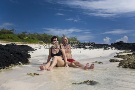 wohlfuehlen am strand