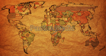 mapa politico del mundo