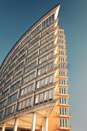 office building in hamburg germany