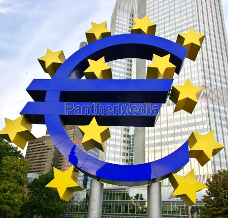 euro ezb europaeische zentralbank
