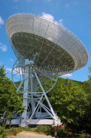 radioteleskop in der eifel