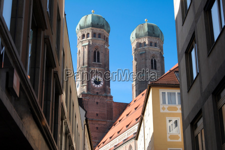 frauenkirche in muenchen 2