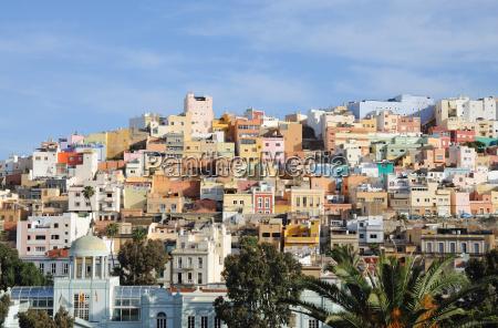 old town of las palmas