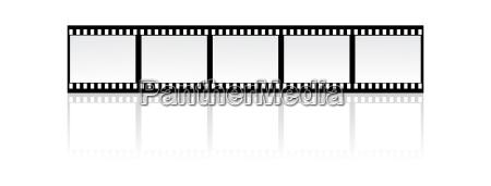simple filmstripe