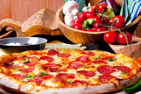 pizza, mexicana - 3248331