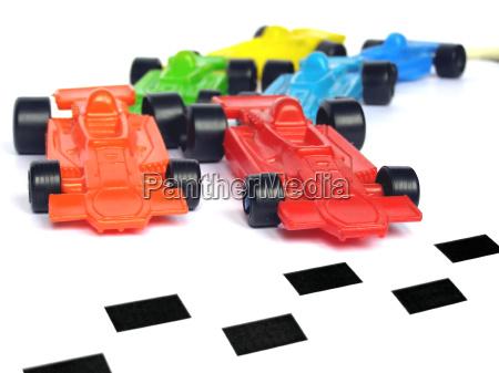 f1 rennwagen der formel 1