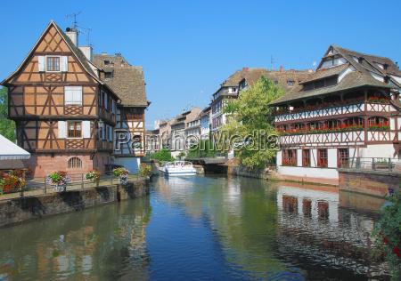 in the tanner quarter of strasbourg