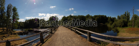 stone bridge moerrumsan