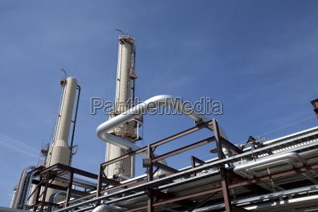 gaskompressor anlagen rohrleitungen