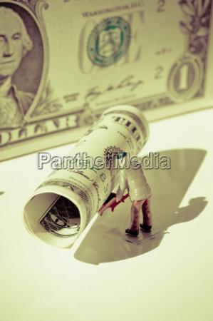 stilleben notiz notieren anmerkung anmerken dollar