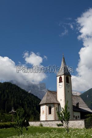church in the hoellenstein valley