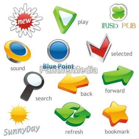 vektor icons