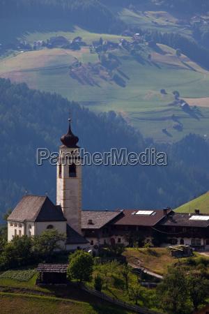 church of enneberg pfarre