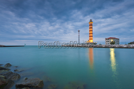 lighthouse jesolo