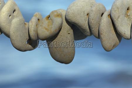 close up von steinen