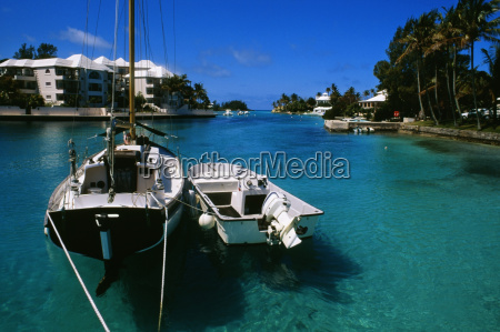 high angle view of boats with