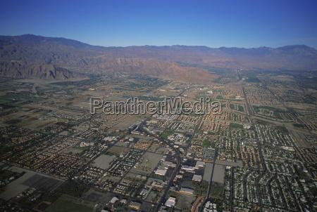 stadt berge usa horizontal kalifornien amerika