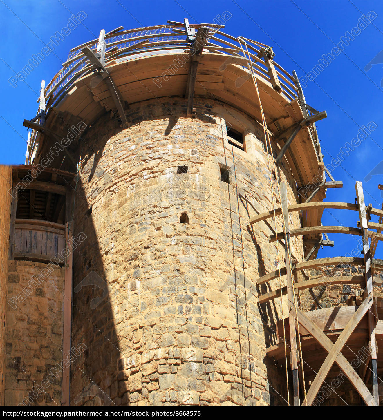 tower, construction - 3668575