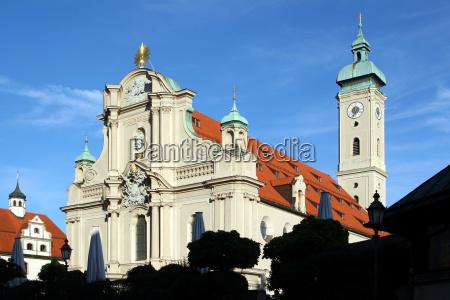 heilig geist kirche in muenchen 1