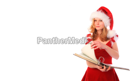 weiblich weihnachtszeit weibchen christmas fraeulein schnellhefter
