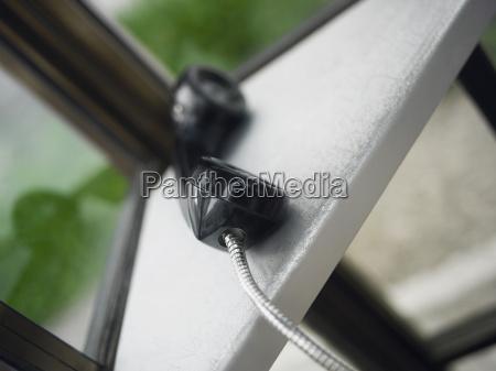 close up of a telephone receiver