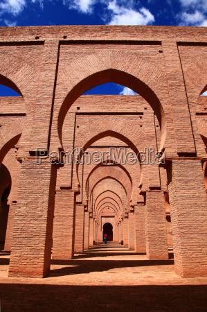 antike moschee in marokko