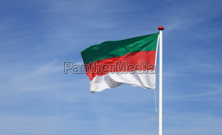 flagge von helgoland