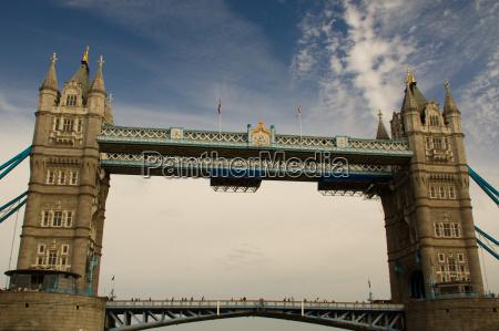 london bruecke tower bridge turm
