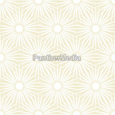 beige floral explosion background