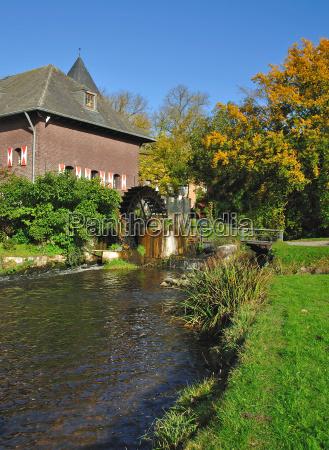 at the brueggen mill