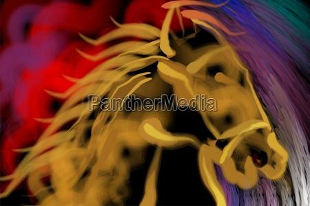 brave und die macht des pferdes